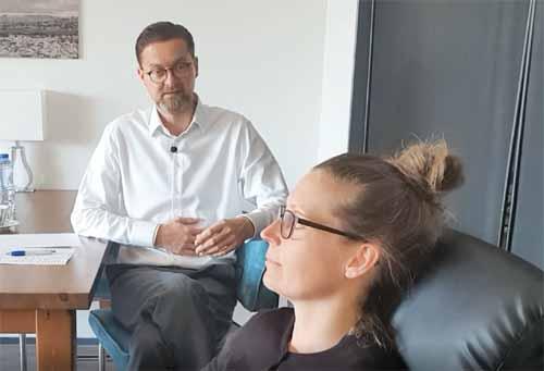 Hypnose-informatie voorafgaand aan de sessie