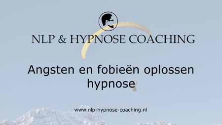 Angst en fobieën overwinnen hypnose