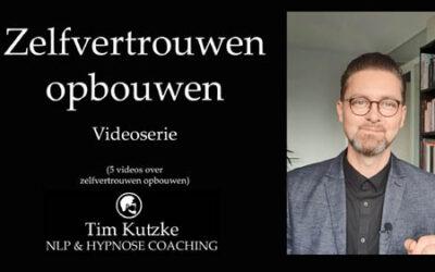 Zelfvertrouwen opbouwen video serie