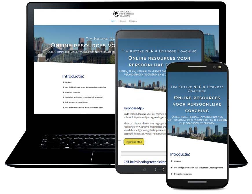 NHC online mediabibliotheek