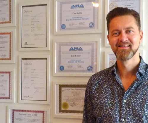 Tim Kutzke Diploma's