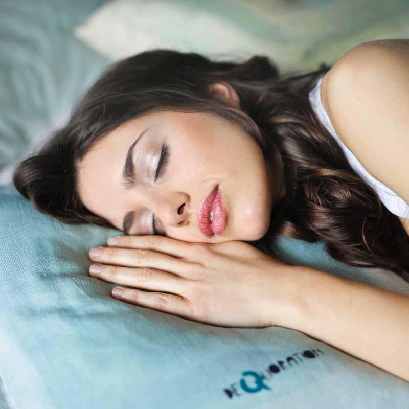 In slaap vallen met NLP & Hypnose Coaching