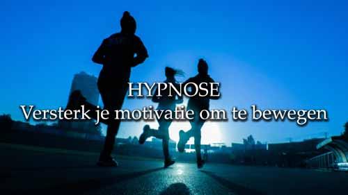 meer motivatie om te bewegen en sporten